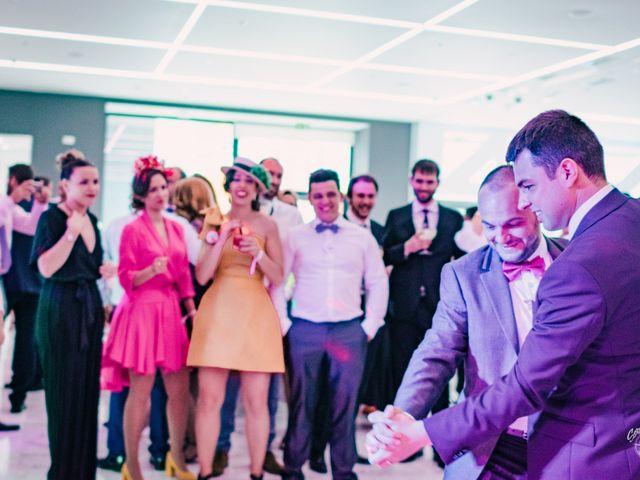 La boda de Juanjo y Alba en Calp/calpe, Alicante 122