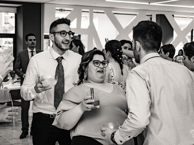 La boda de Juanjo y Alba en Calp/calpe, Alicante 129