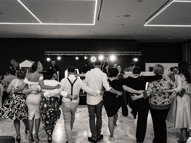 La boda de Juanjo y Alba en Calp/calpe, Alicante 131