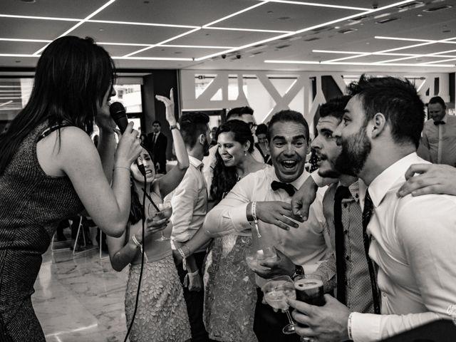 La boda de Juanjo y Alba en Calp/calpe, Alicante 132