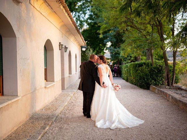 La boda de Julián y Marta en Chinchon, Madrid 3