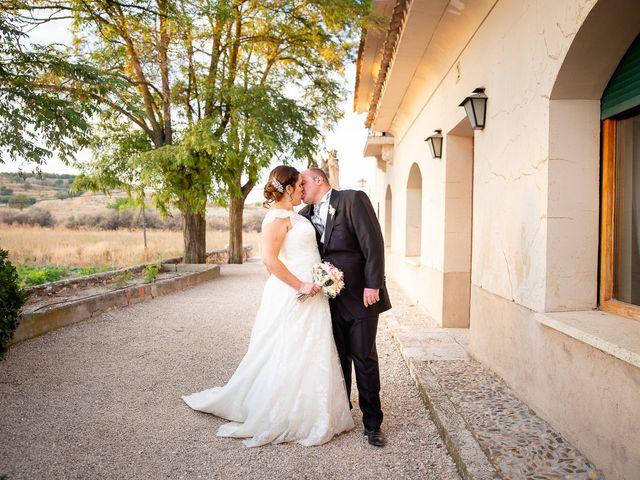 La boda de Julián y Marta en Chinchon, Madrid 8