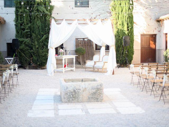 La boda de Julián y Marta en Chinchon, Madrid 9
