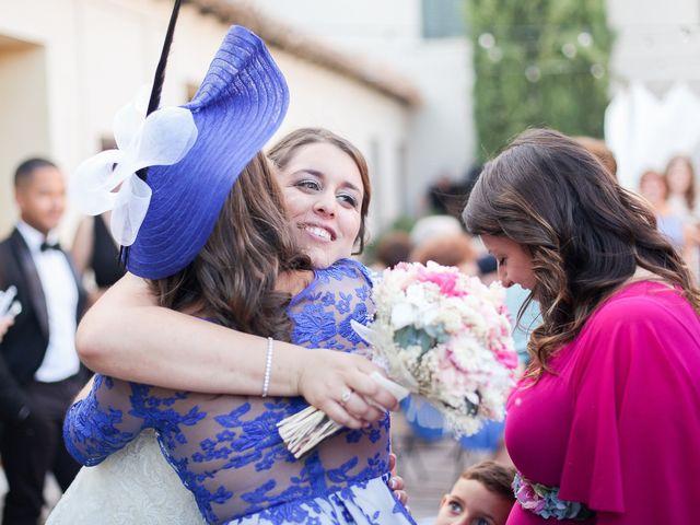 La boda de Julián y Marta en Chinchon, Madrid 12