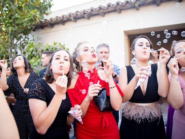 La boda de Julián y Marta en Chinchon, Madrid 19
