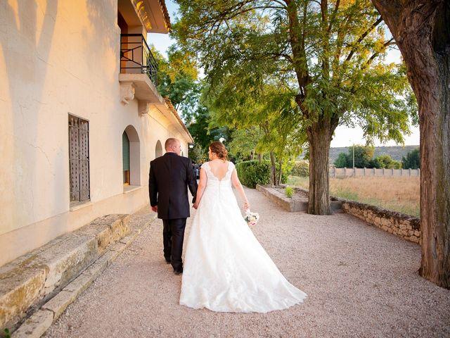 La boda de Julián y Marta en Chinchon, Madrid 21