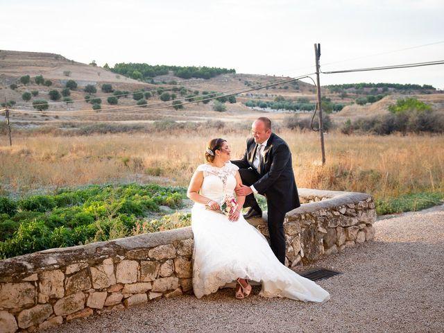 La boda de Julián y Marta en Chinchon, Madrid 30