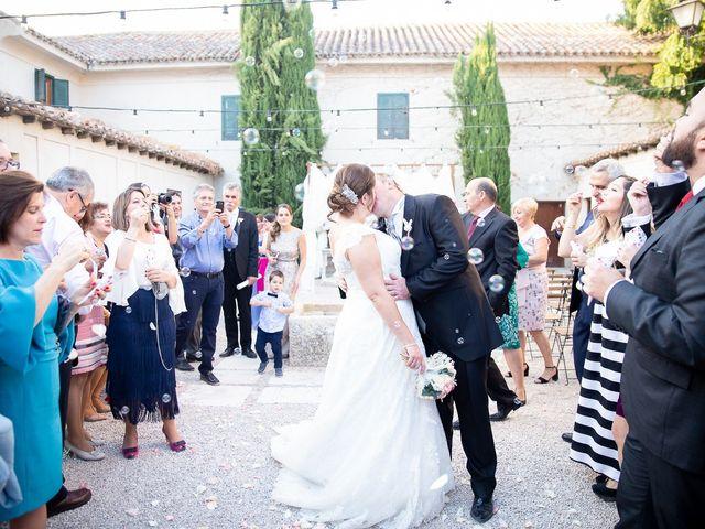 La boda de Julián y Marta en Chinchon, Madrid 25