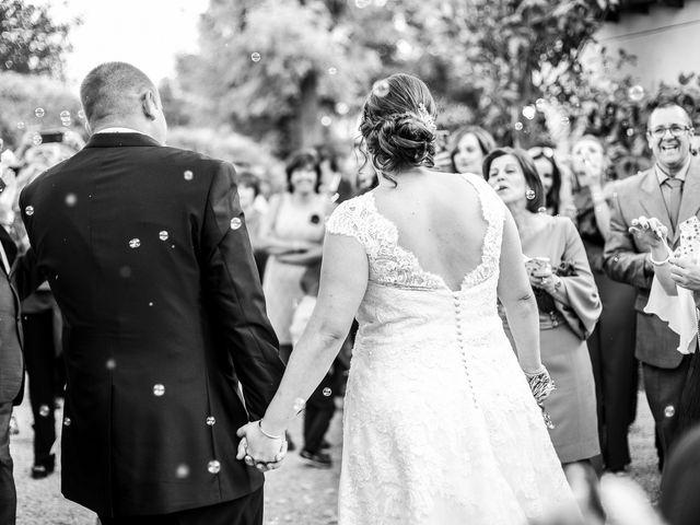 La boda de Julián y Marta en Chinchon, Madrid 38
