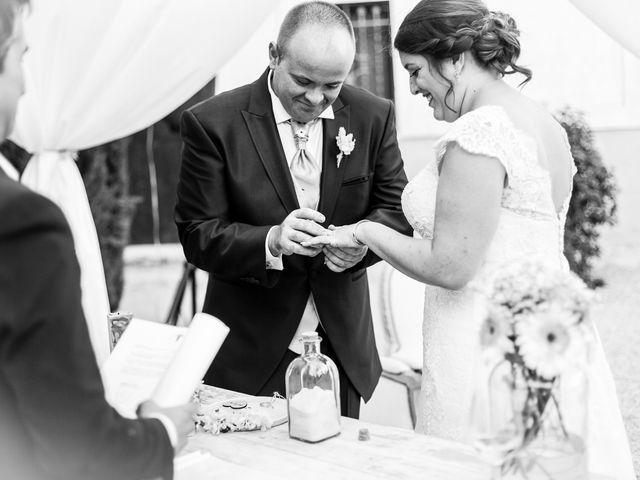 La boda de Julián y Marta en Chinchon, Madrid 42