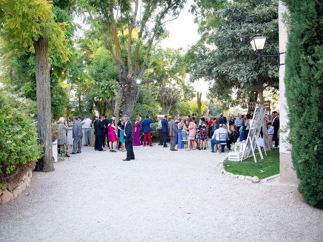 La boda de Julián y Marta en Chinchon, Madrid 46