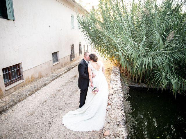 La boda de Julián y Marta en Chinchon, Madrid 56