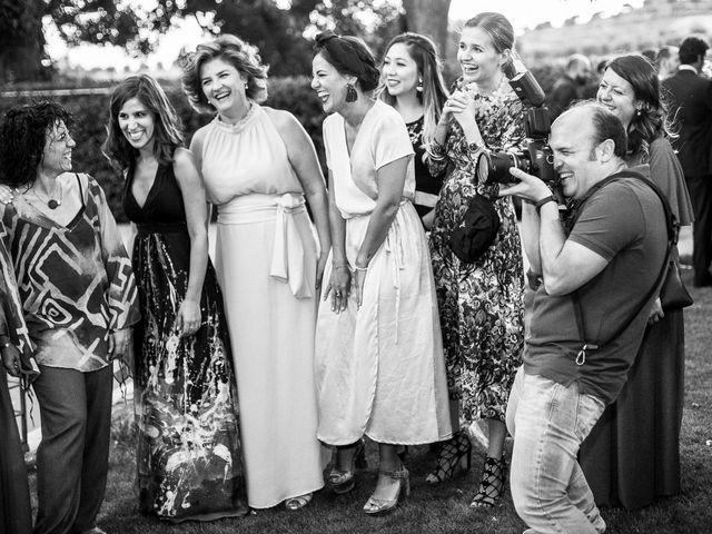 La boda de Julián y Marta en Chinchon, Madrid 57
