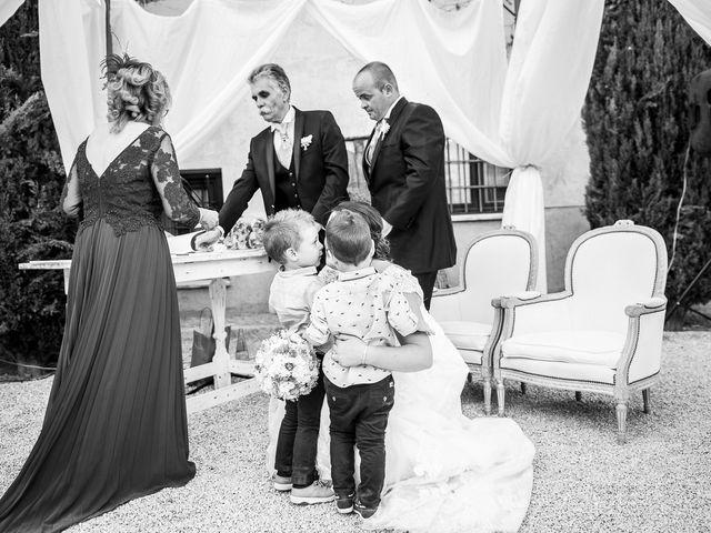 La boda de Julián y Marta en Chinchon, Madrid 61
