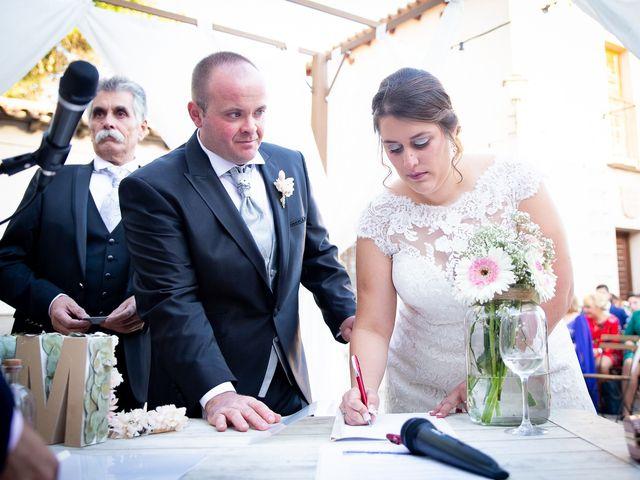 La boda de Julián y Marta en Chinchon, Madrid 62