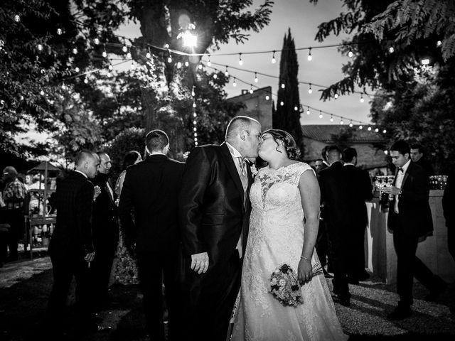 La boda de Julián y Marta en Chinchon, Madrid 67