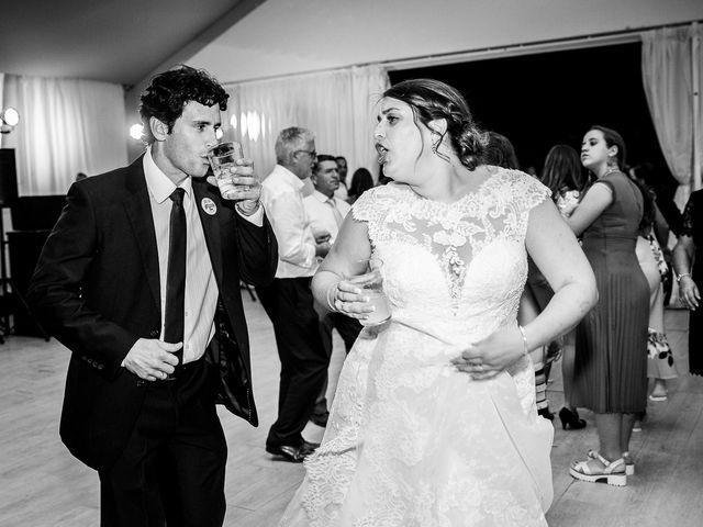 La boda de Julián y Marta en Chinchon, Madrid 69