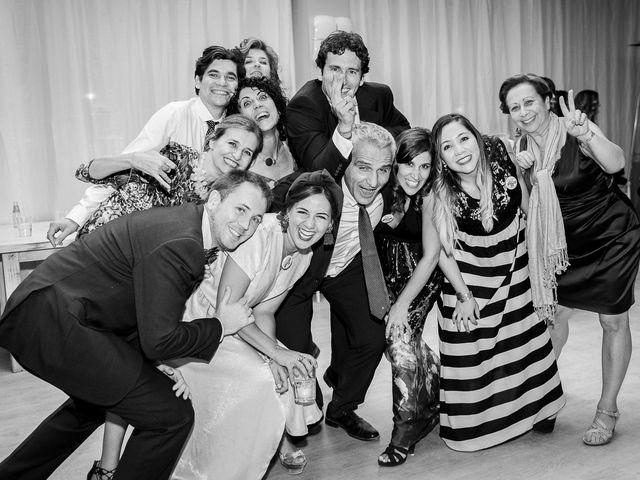 La boda de Julián y Marta en Chinchon, Madrid 70