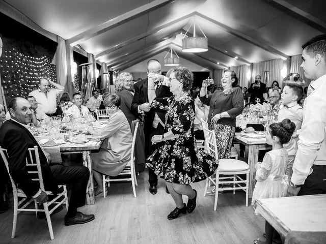 La boda de Julián y Marta en Chinchon, Madrid 75