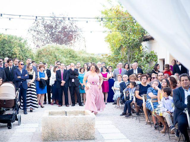 La boda de Julián y Marta en Chinchon, Madrid 77