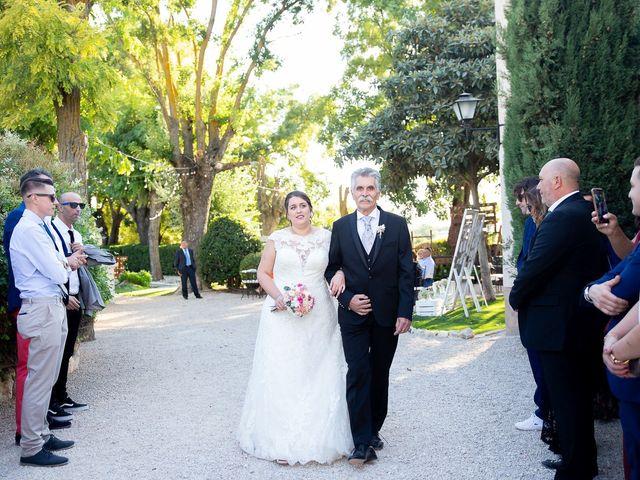 La boda de Julián y Marta en Chinchon, Madrid 81