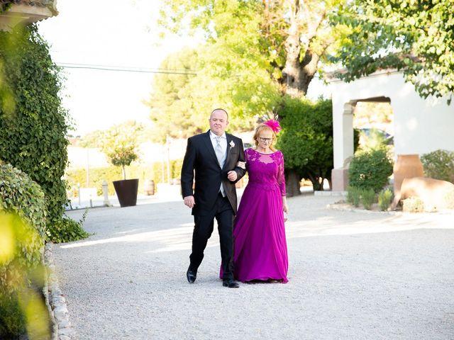 La boda de Julián y Marta en Chinchon, Madrid 82