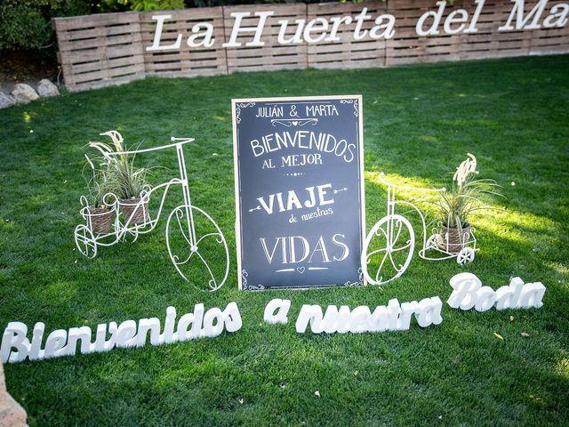 La boda de Julián y Marta en Chinchon, Madrid 85