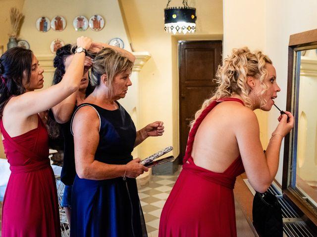 La boda de Carla y Alan en Sant Cugat Sesgarrigues, Barcelona 2