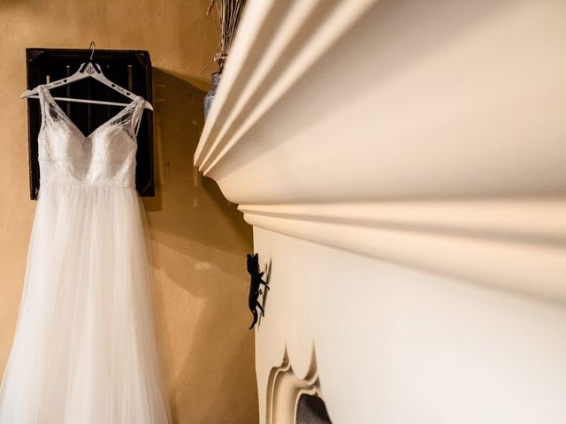 La boda de Carla y Alan en Sant Cugat Sesgarrigues, Barcelona 6