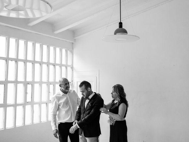 La boda de Carla y Alan en Sant Cugat Sesgarrigues, Barcelona 13