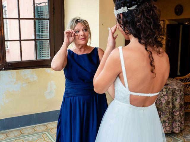La boda de Carla y Alan en Sant Cugat Sesgarrigues, Barcelona 25