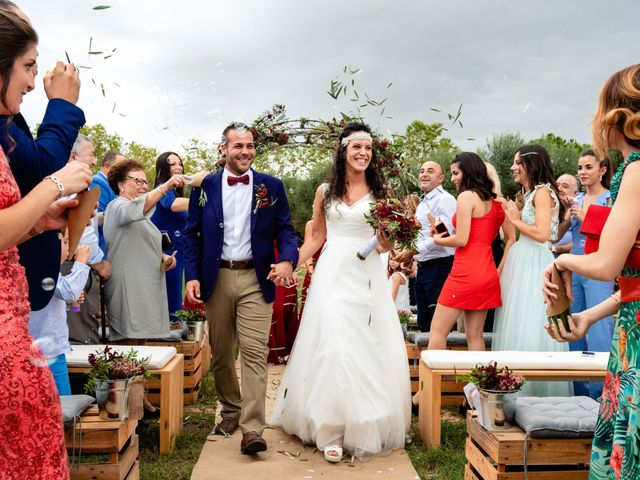 La boda de Carla y Alan en Sant Cugat Sesgarrigues, Barcelona 44
