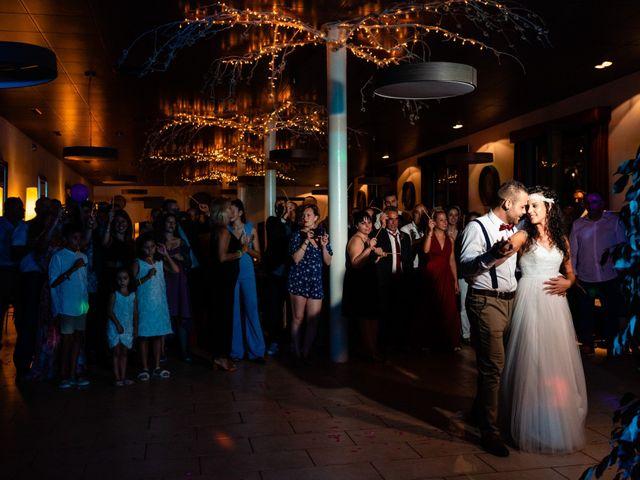 La boda de Carla y Alan en Sant Cugat Sesgarrigues, Barcelona 71