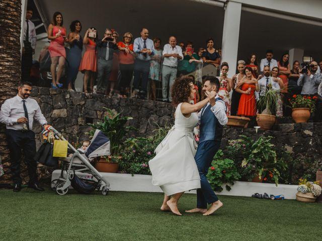 La boda de Emilio y Fabiola en La Victoria De Acentejo, Santa Cruz de Tenerife 1