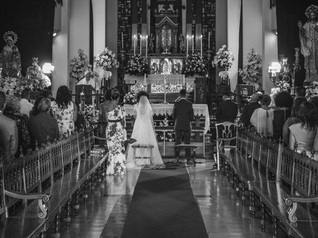 La boda de Emilio y Fabiola en La Victoria De Acentejo, Santa Cruz de Tenerife 10
