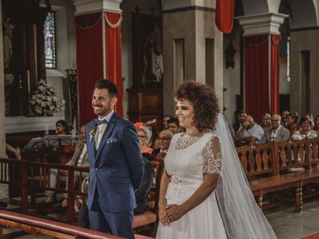 La boda de Emilio y Fabiola en La Victoria De Acentejo, Santa Cruz de Tenerife 11