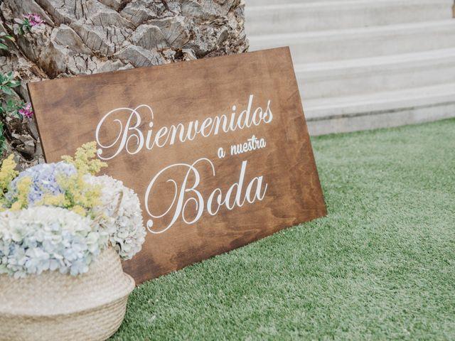 La boda de Emilio y Fabiola en La Victoria De Acentejo, Santa Cruz de Tenerife 21