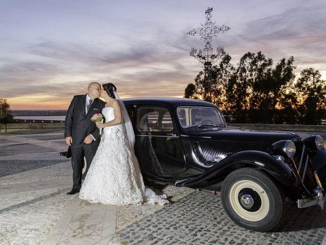 La boda de Mariló y Manuel