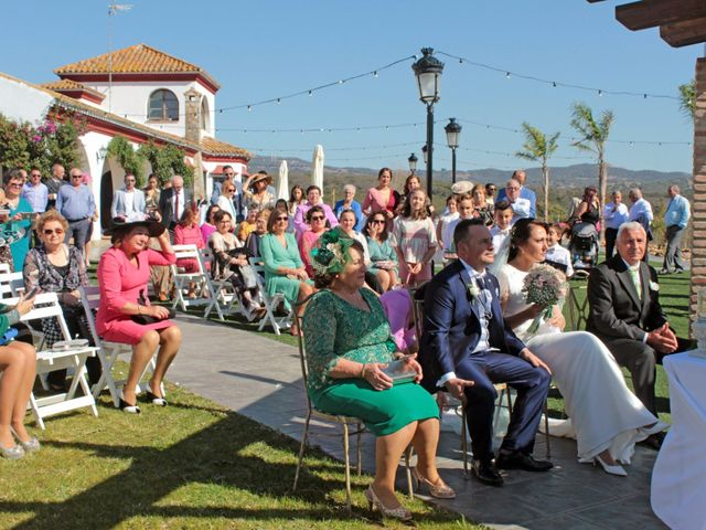 La boda de Manuel y Rocio en Los Barrios, Cádiz 1