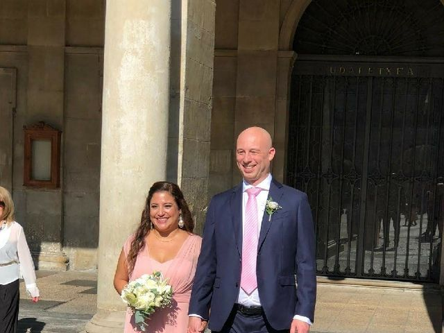 La boda de Jean -Robert y Joanna en Vitoria-gasteiz, Álava 1