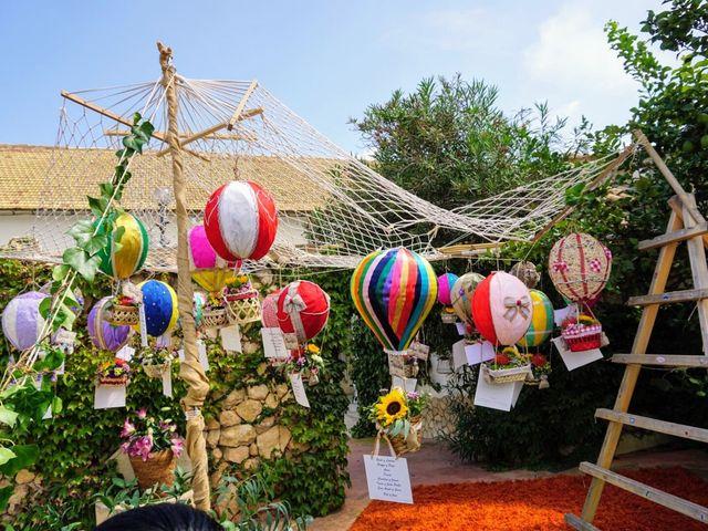La boda de Raúl y Lorena en Alacant/alicante, Alicante 19