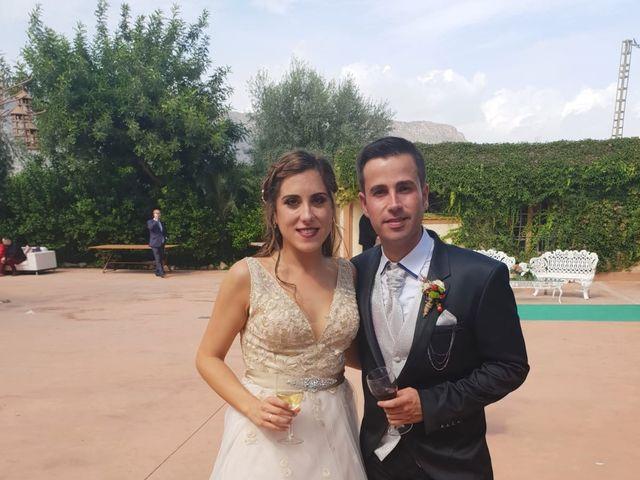 La boda de Raúl y Lorena en Alacant/alicante, Alicante 30