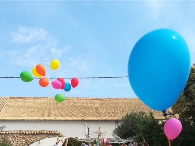 La boda de Raúl y Lorena en Alacant/alicante, Alicante 33