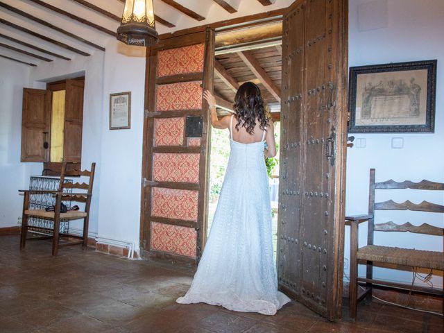 La boda de Carlos y Diana en Chinchon, Madrid 7