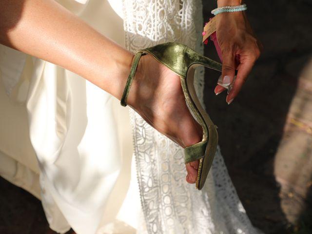 La boda de Carlos y Diana en Chinchon, Madrid 9