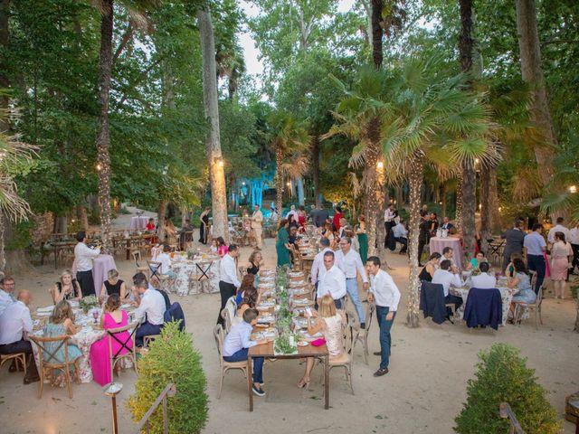La boda de Carlos y Diana en Chinchon, Madrid 10