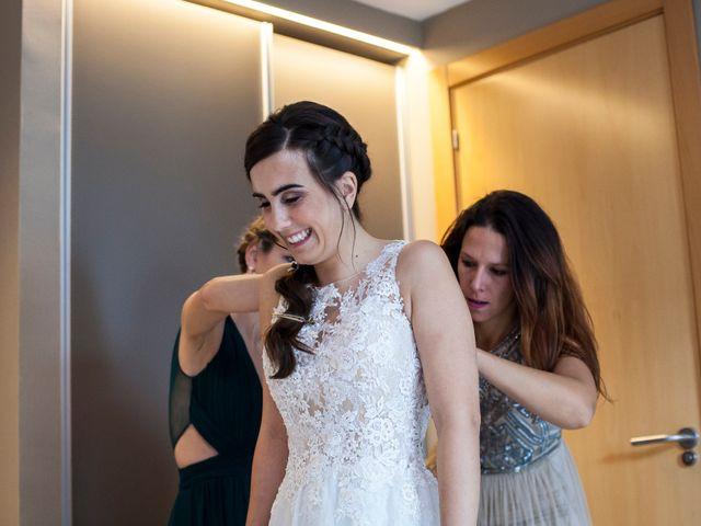 La boda de Julián y Iria en Abegondo, A Coruña 17
