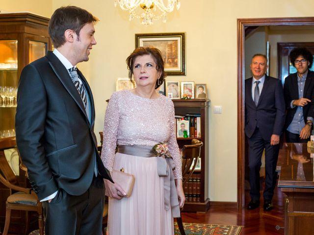 La boda de Julián y Iria en Abegondo, A Coruña 20