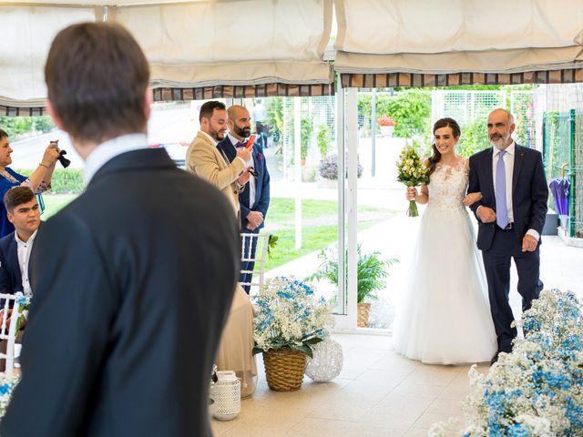 La boda de Julián y Iria en Abegondo, A Coruña 37