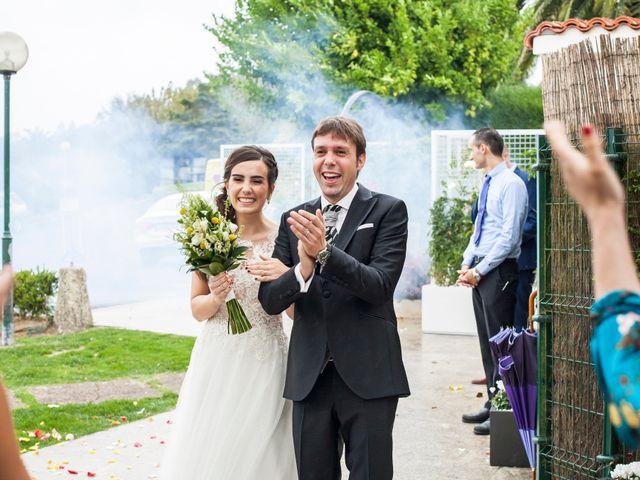 La boda de Julián y Iria en Abegondo, A Coruña 1